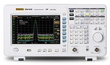 Benchtop 3 GHz Spectrum Analyzer